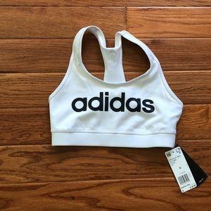 Adidas sports bra NWT